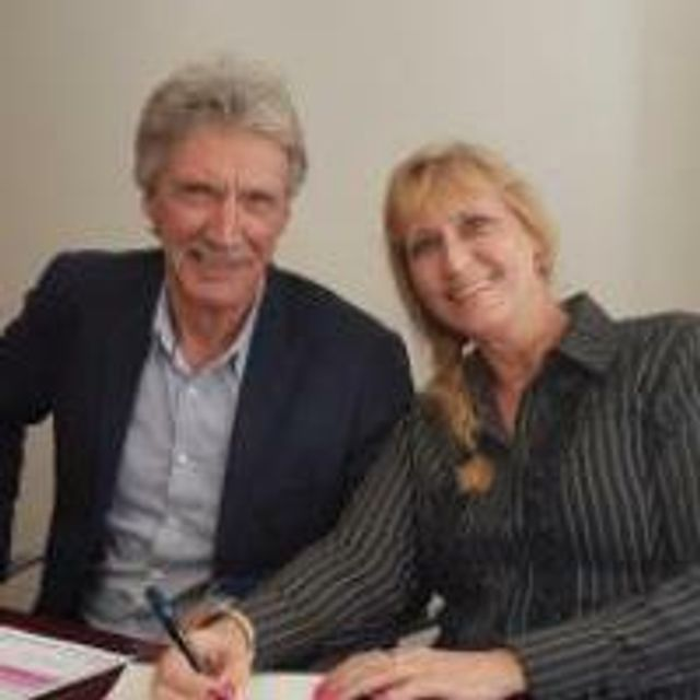Harry en Antoinette Sielemann