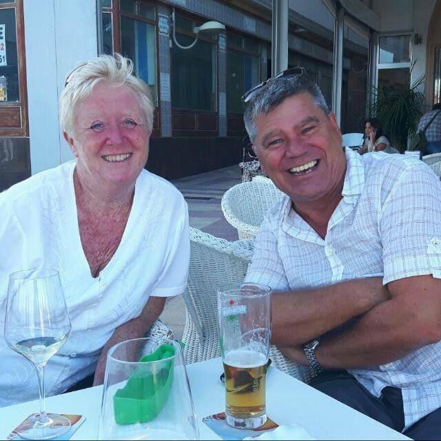 Hennie en Joop van Heiningen