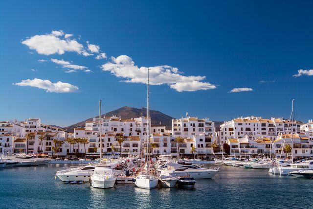 Puerto Banus Malaga