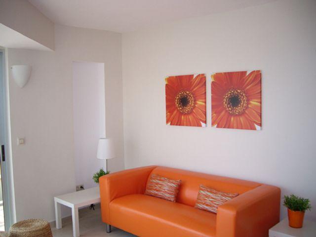 Ap2002 El Campello Huur Living 1