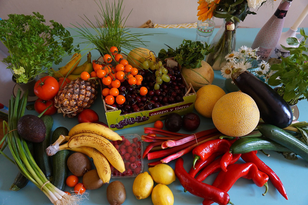 fruits and veggies memory loss
