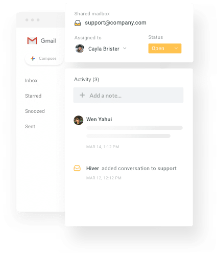 Manage google groups from Gmail