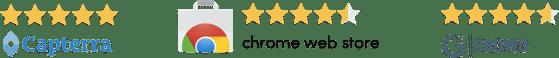 Hiver gmail helpdesk Customer Validation Capterra Chrome webstore G2