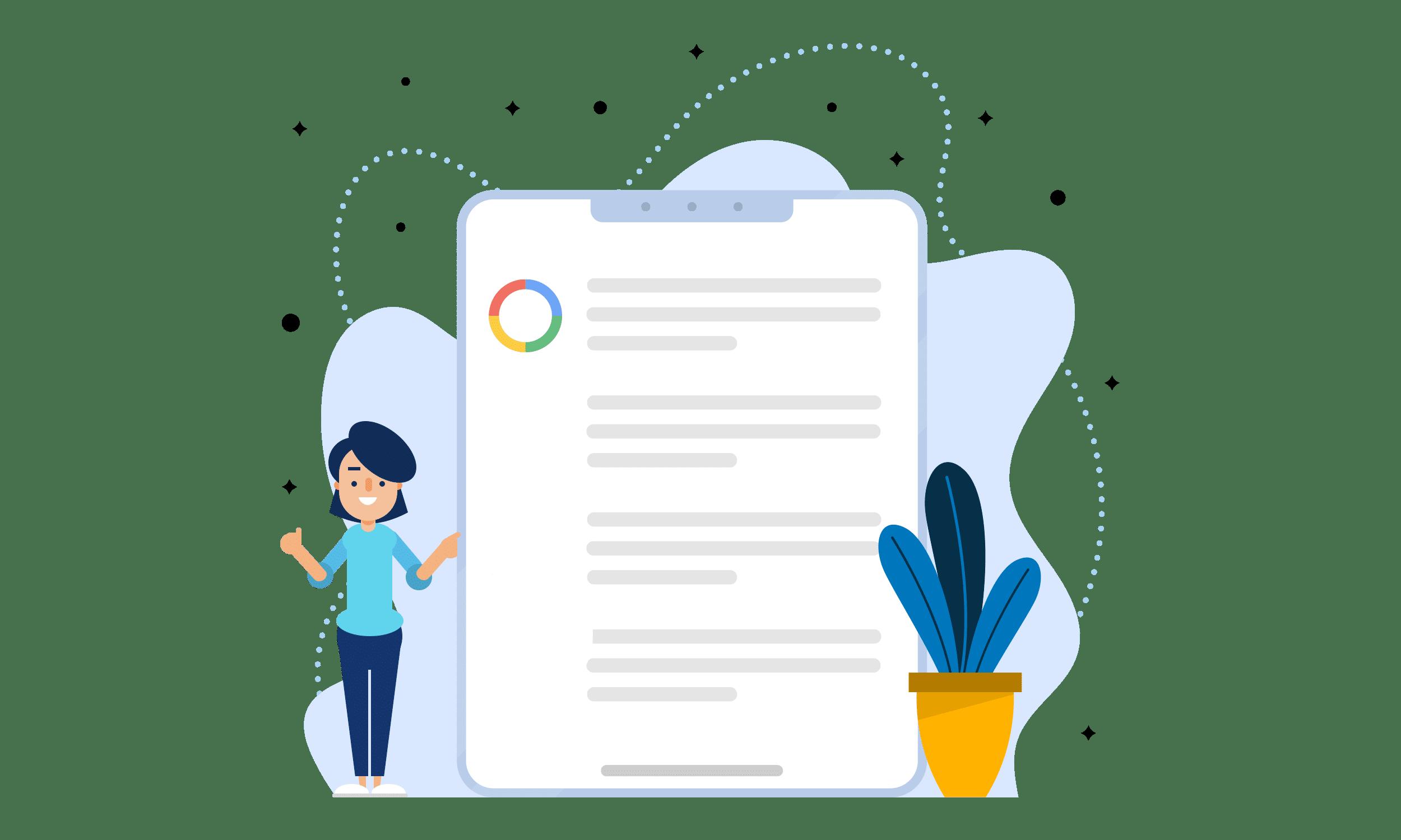 Hiver Shared Mailbox Collaboration Illustration