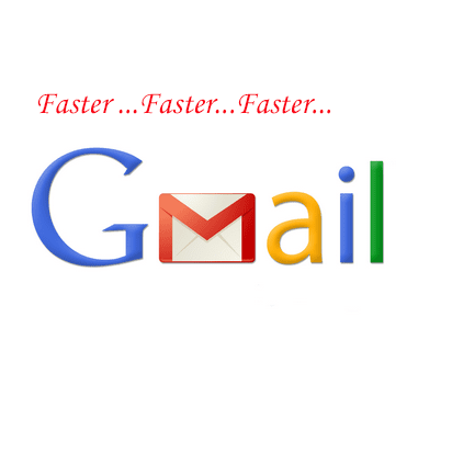 Get Faster Gmail