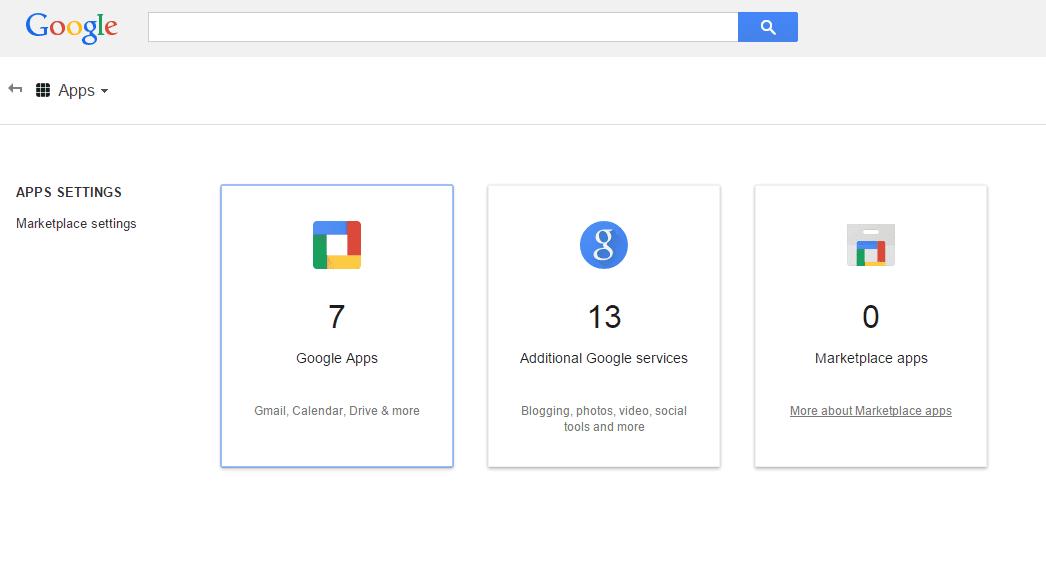 Add Google Services