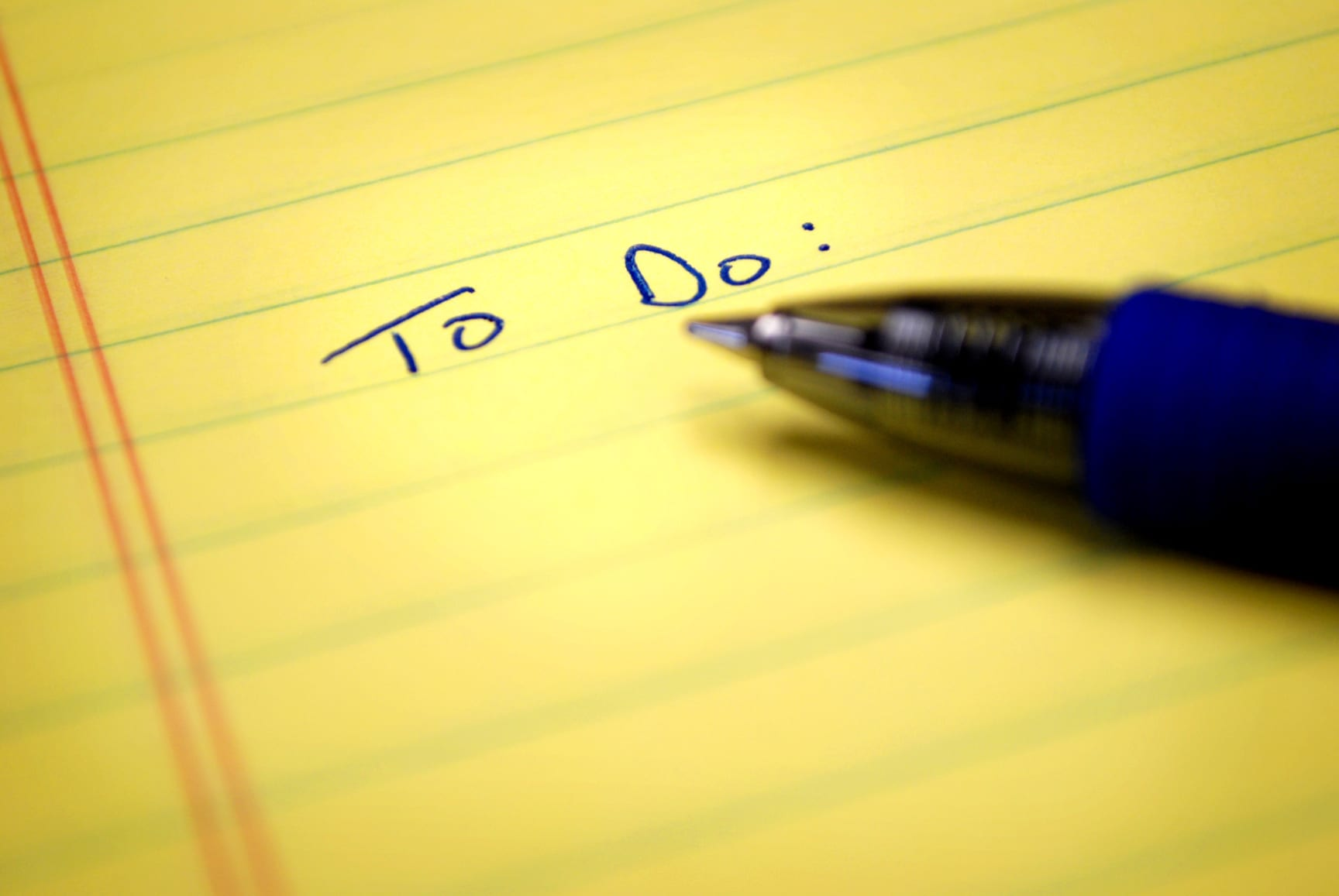 Work smarter by planning your day better