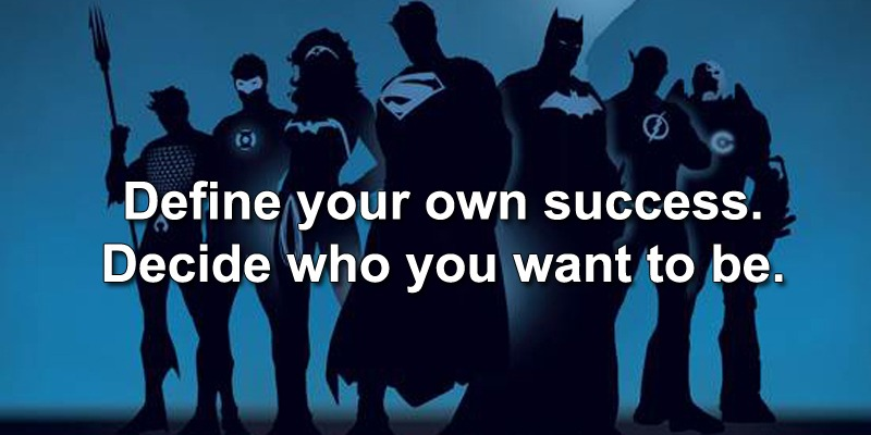 Successful people_define your own success