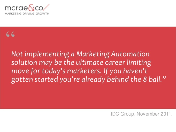 49% of the companies automate their campaigns in some way or the other