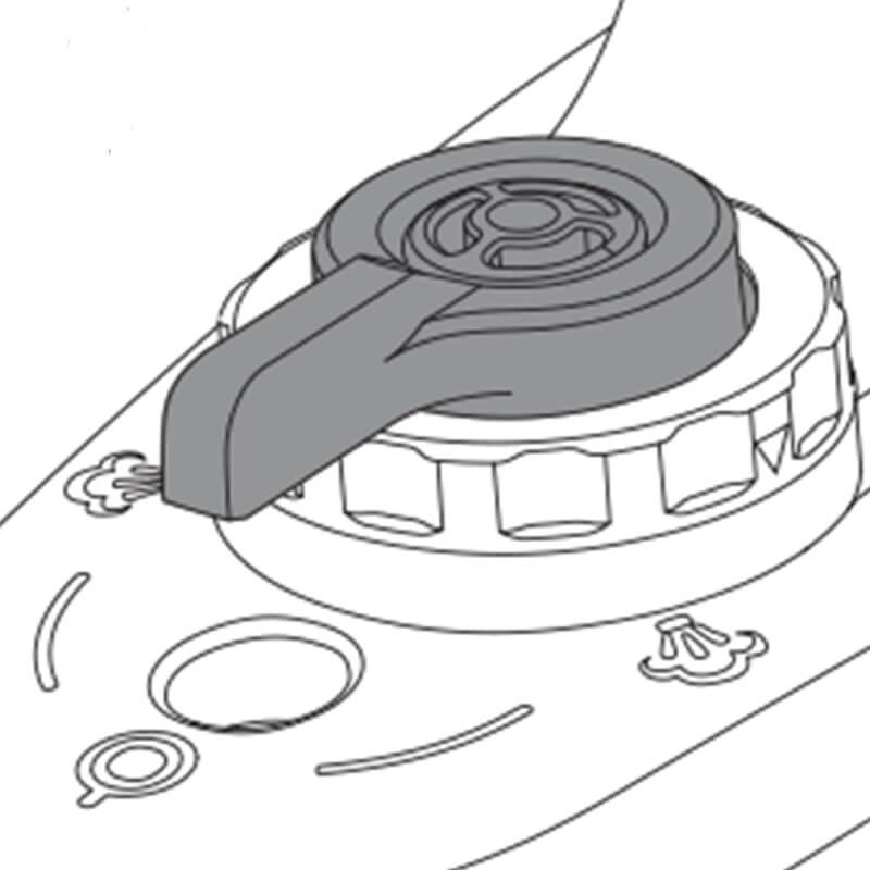 Cách sử dụng nồi áp suất điện Philips HD2103 6