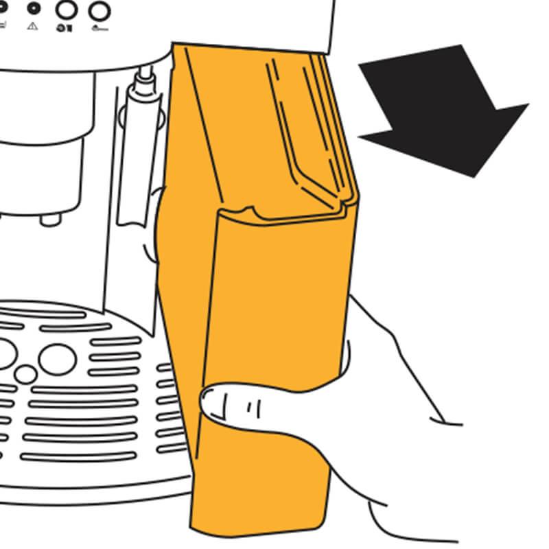 Cách sử dụng máy pha cafe Delonghi ESAM4000 1