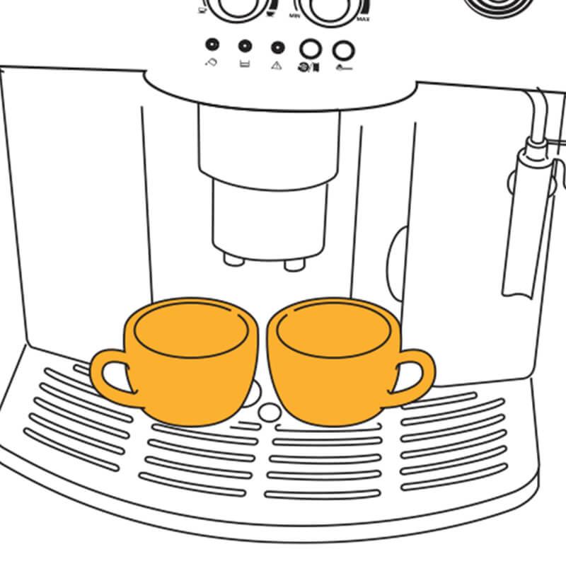 Cách sử dụng máy pha cafe Delonghi ESAM4000 10