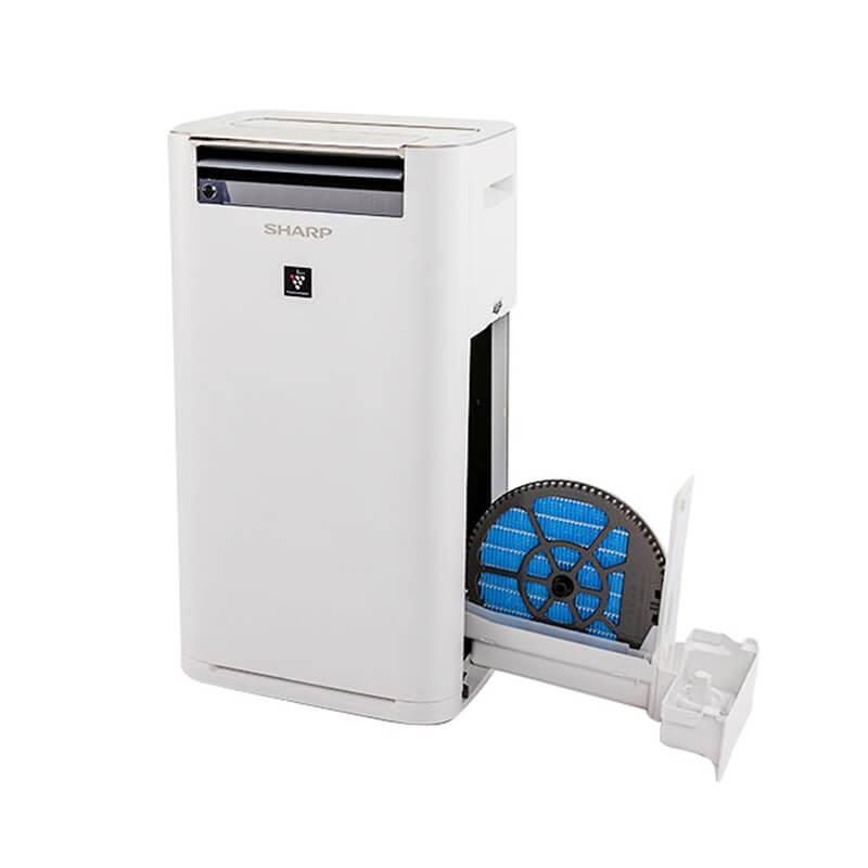 Hướng dẫn vệ sinh máy lọc không khí Sharp 5