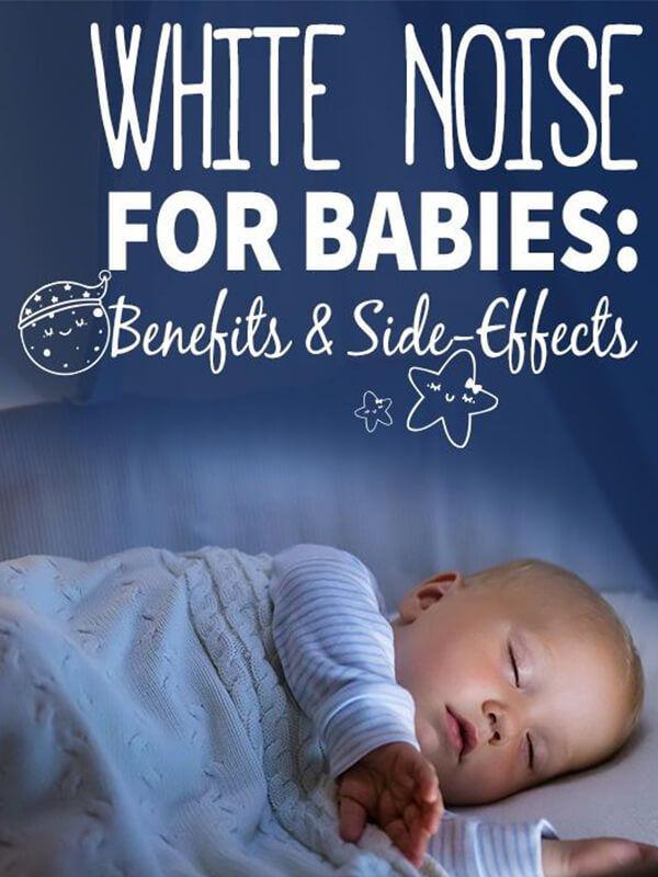 Tiếng ồn trắng vừa phải sẽ giúp trẻ ngủ ngon