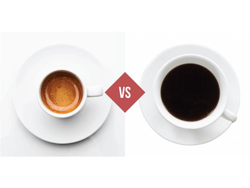 Bạn muốn uống cafe hay espresso