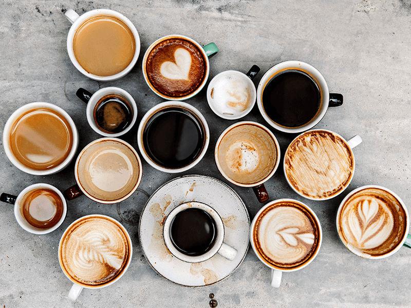 Thoả sức sáng tạo với nghệ thuật pha chế cafe