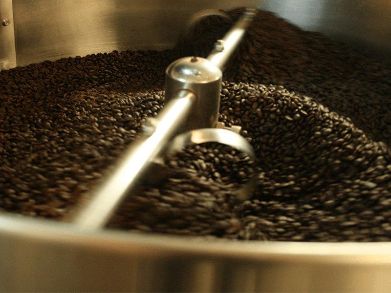 Xay hạt cafe