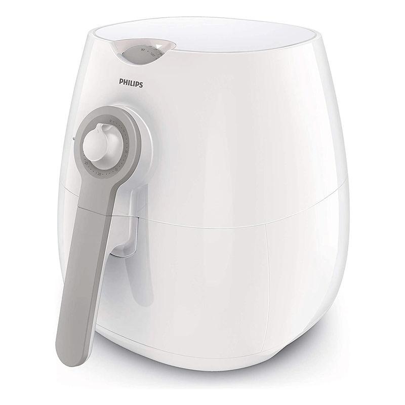Airfryer Philips HD9216 có thể điều chỉnh nhiệt độ và thời gian nấu