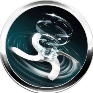 Lưỡi dao 4 cánh ứng dụng công nghệ Powelix