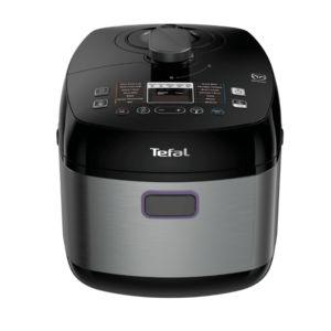 Nồi áp suất Tefal CY625868 màu đen đẹp mắt