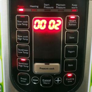Nồi áp suất điện Philips HD2137 3