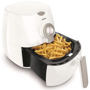 Philips HD9216 giúp chiên rán nướng thức ăn sử dụng ít chất béo