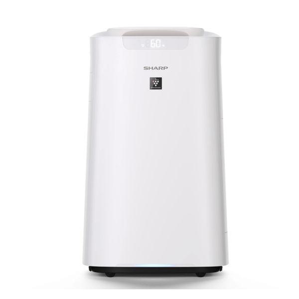 máy lọc không khí và tạo ẩm Sharp KI-L60V-W phù hợp với không gian phòng dưới 50m²