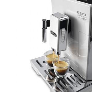 Máy pha cafe tự động DeLonghi ECAM 45.760.W hầu như pha được mọi loại cafe