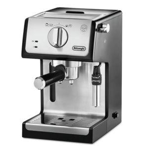 Hệ thống cappuccino của máy pha cafe ECP35.31 có thể điều chỉnh
