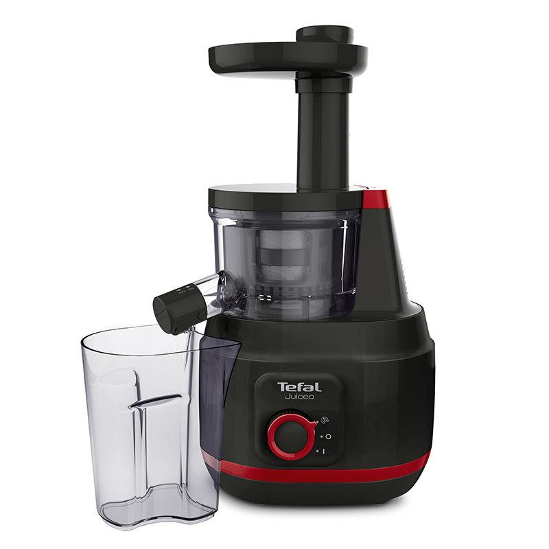 Máy ép chậm Tefal ZC150838 thiết kế tiện lợi với cốc chứa 0.8 lít