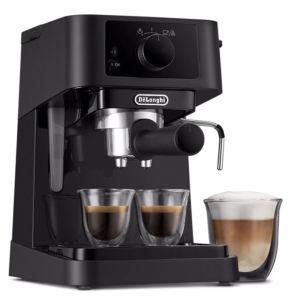 Máy pha cafe Stilosa EC230.BK có thể pha cappuccino