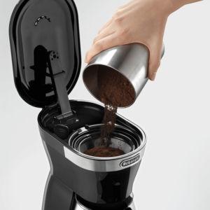 Nên sử dụng cafe xay thô cho máy ICM12011
