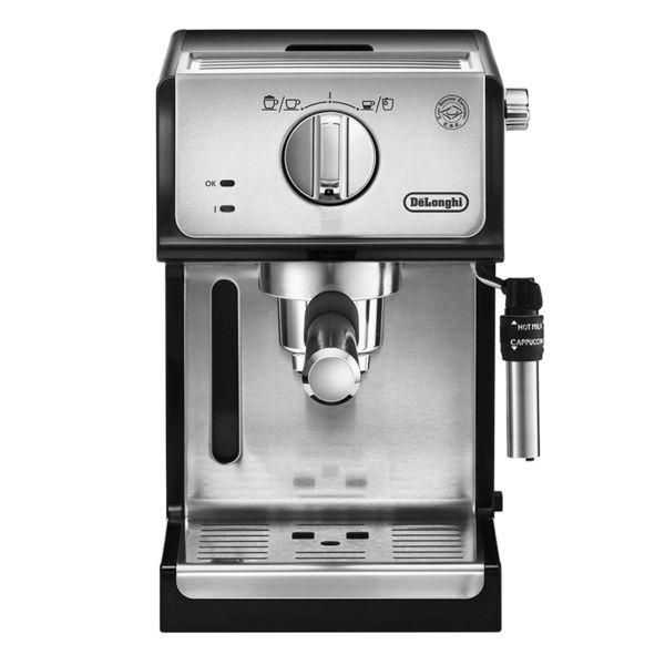 Thiết kế Máy pha cafe DeLonghi ECP35.31 thông minh tiện lợi