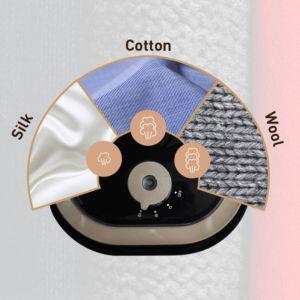 Bàn ủi IT3420E0 có 3 cấp độ phun hơi phù hợp với mọi loại vải