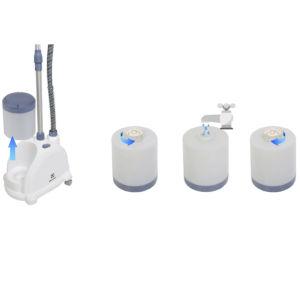 Ngăn chứa nước Electrolux E5GS1-55DB có thể tháo rời