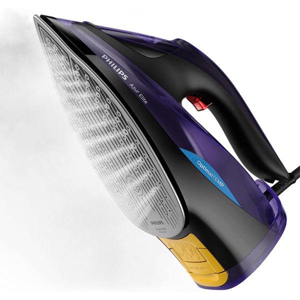 Tốc độ phun hơi của bàn ủi hơi nước Philips Azur Elite mạnh mẽ