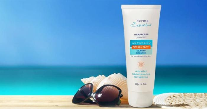 sunscreen-gel
