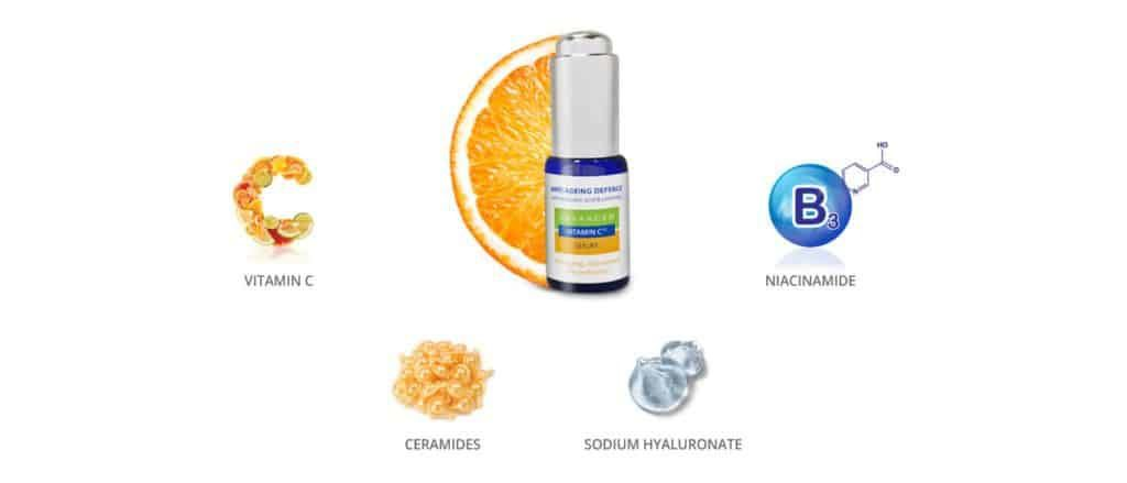 vitamin c benefits to skin