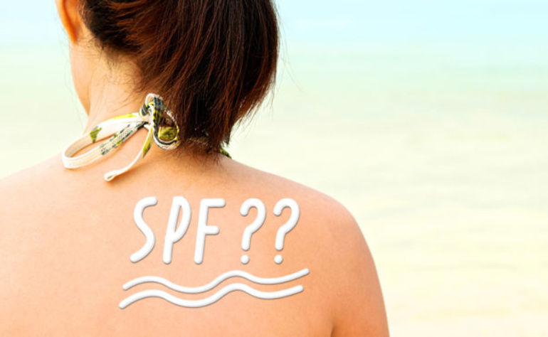 What SPF Sunscreen should You choose for Your Skin?