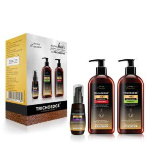 trichoedge hair serum combo