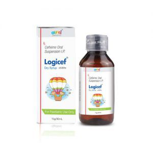 Logicef Dry Syrup