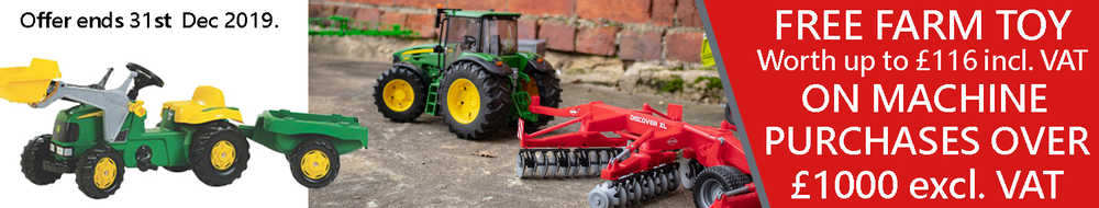 Farm Toys 2019 slide