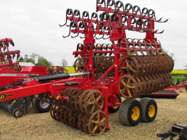 Vaderstad Rexius Twin Parts