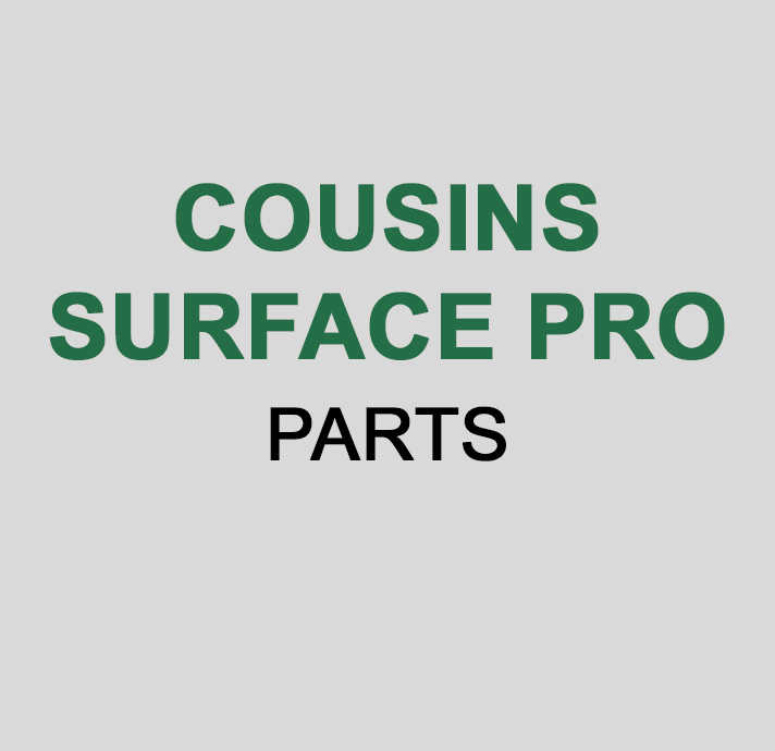 Cousins Surface Pro Parts
