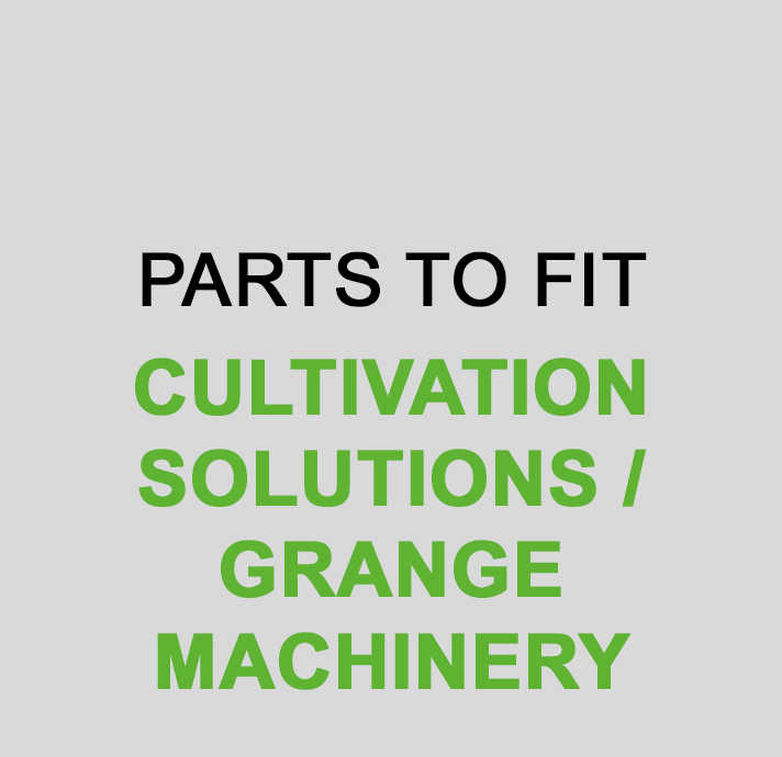 CULTIVATION SOLUTIONS / GRANGE MACHINERY Parts