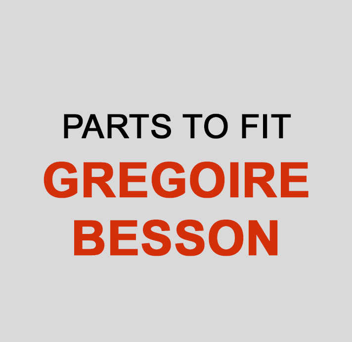 GREGOIRE BESSON Parts