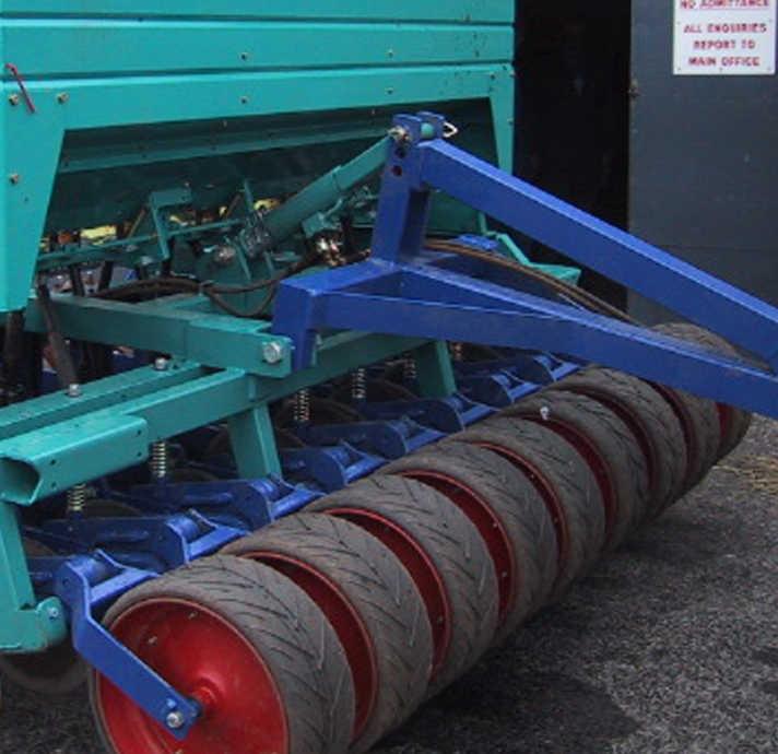 Front/Rear Press Wheels