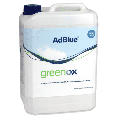 Adblue Fluid (Diesel Exhaust Fluid)