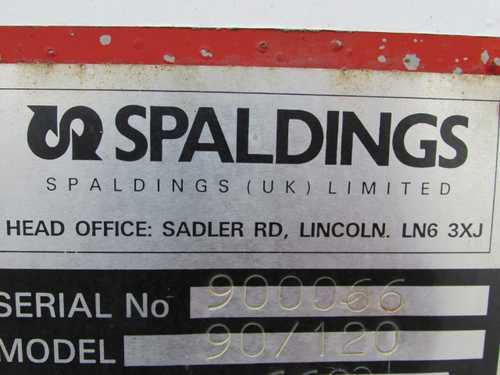 SPALDINGS Parts