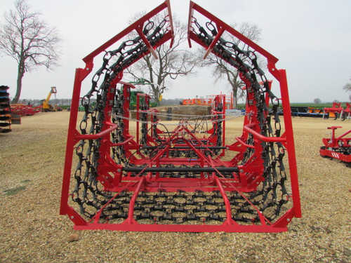 Chain Harrows
